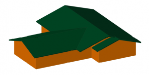 SIP Roof Panels layout